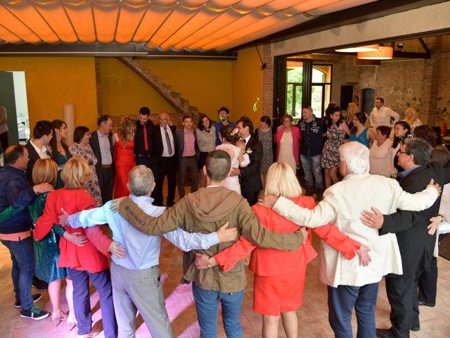 La boda de David y Neus en Riudoms, Tarragona 17