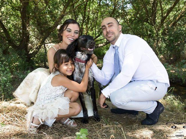 La boda de Carlos y Marta en Peñaranda De Bracamonte, Salamanca 16