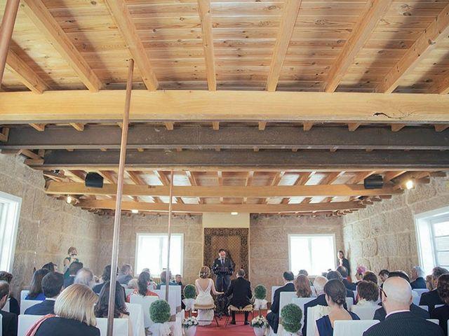La boda de Yago y Laura en Vigo, Pontevedra 34