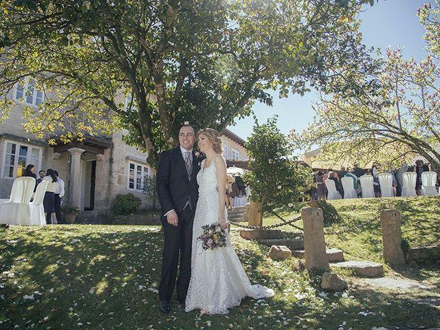 La boda de Yago y Laura en Vigo, Pontevedra 39