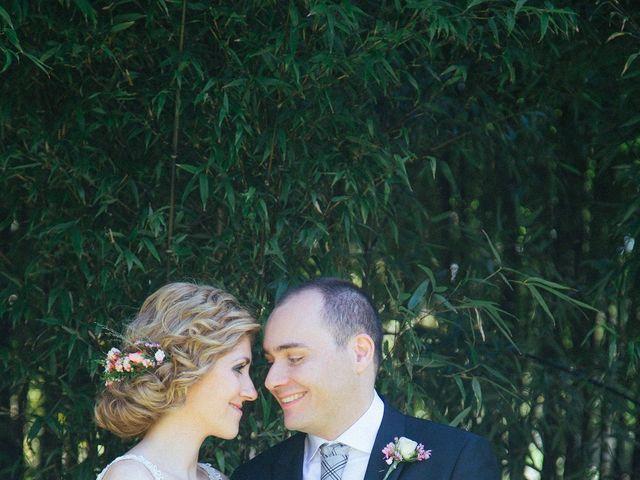 La boda de Yago y Laura en Vigo, Pontevedra 1