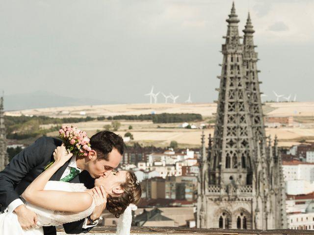 La boda de Cristina y Borja