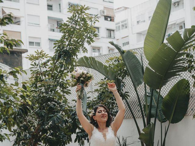 La boda de Pablo y Pina en Valencia, Valencia 43