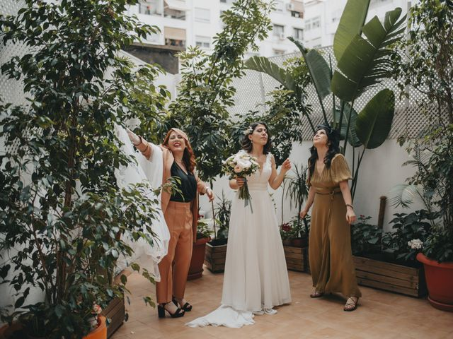 La boda de Pablo y Pina en Valencia, Valencia 44