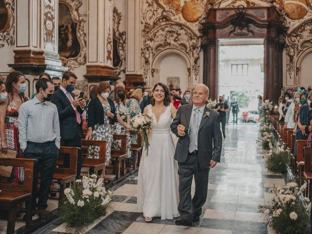 La boda de Pablo y Pina en Valencia, Valencia 54