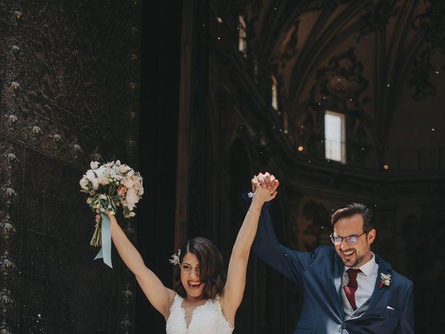 La boda de Pablo y Pina en Valencia, Valencia 72