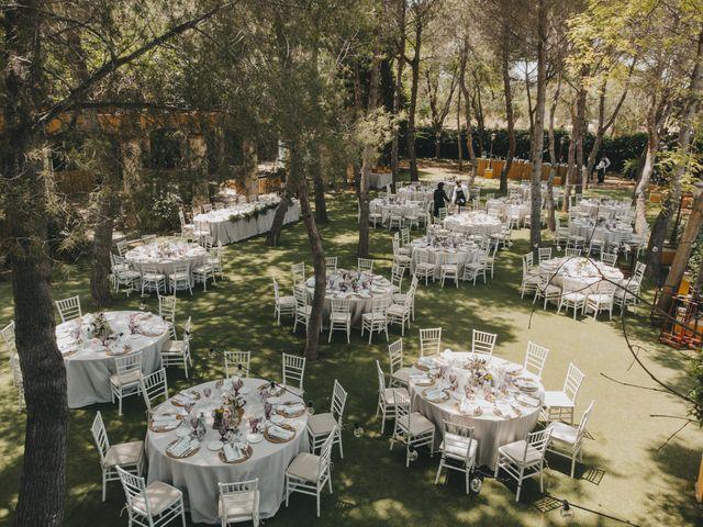 La boda de Pablo y Pina en Valencia, Valencia 74