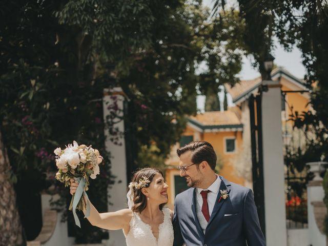 La boda de Pablo y Pina en Valencia, Valencia 77