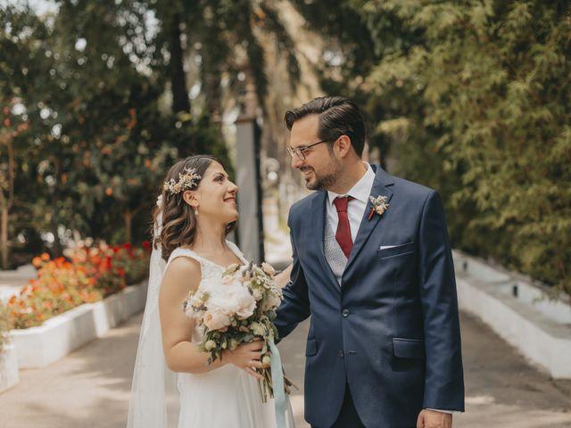 La boda de Pablo y Pina en Valencia, Valencia 79