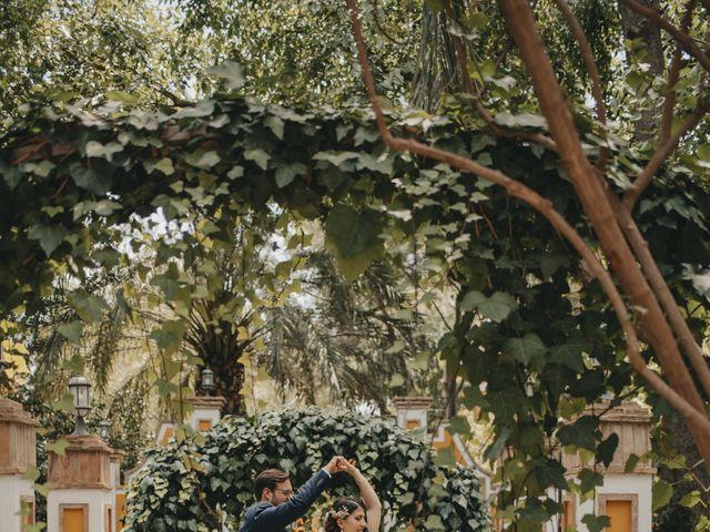 La boda de Pablo y Pina en Valencia, Valencia 83