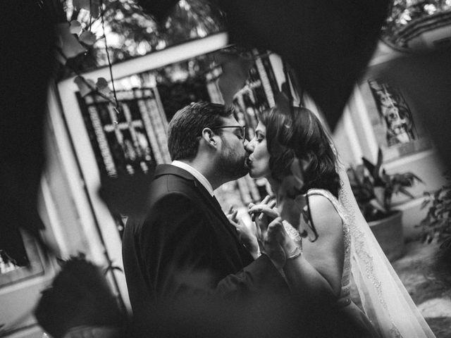 La boda de Pablo y Pina en Valencia, Valencia 85