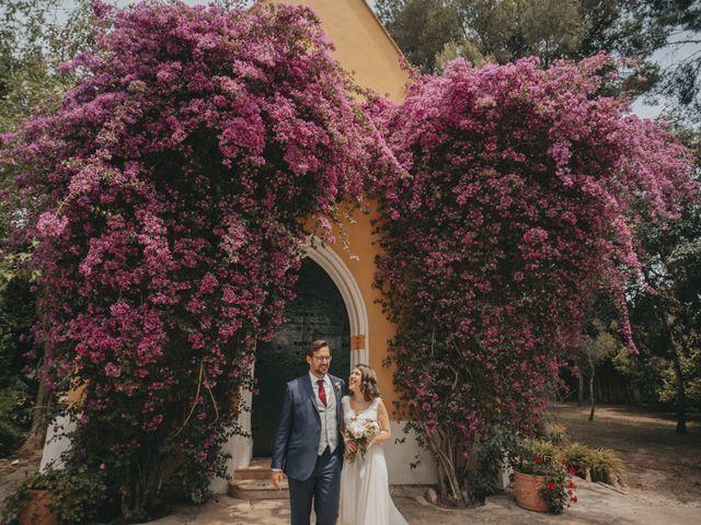 La boda de Pablo y Pina en Valencia, Valencia 89