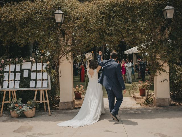 La boda de Pablo y Pina en Valencia, Valencia 93