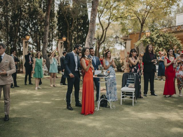 La boda de Pablo y Pina en Valencia, Valencia 95