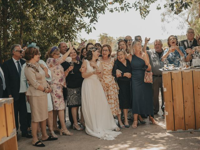 La boda de Pablo y Pina en Valencia, Valencia 102