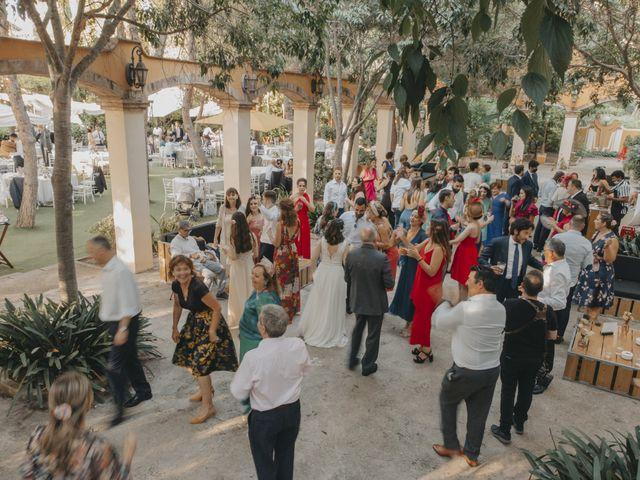 La boda de Pablo y Pina en Valencia, Valencia 122