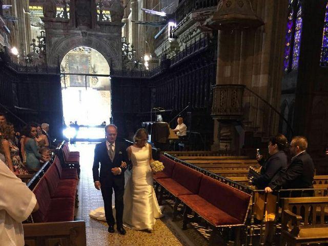 La boda de Sergio y Soraya en León, León 1