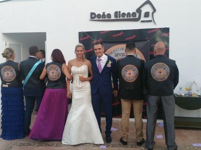 La boda de Fco Javier   y Vanesa   en Sevilla, Sevilla 12