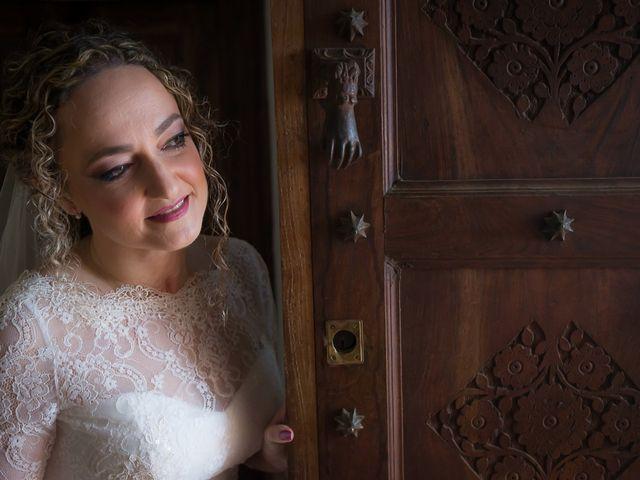 La boda de Teo y Raquel en Fuentes De Andalucia, Sevilla 10