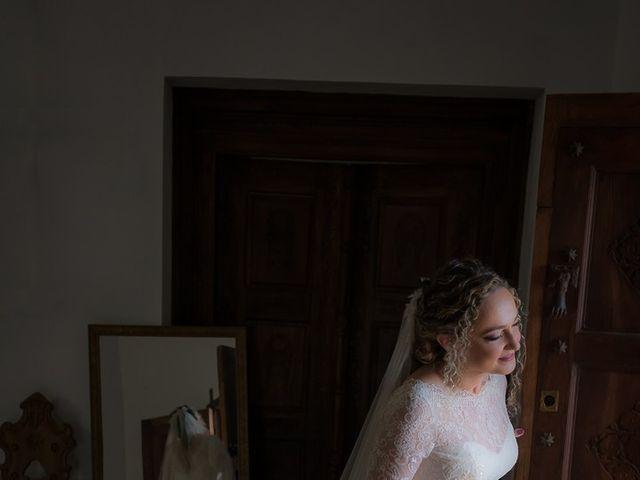 La boda de Teo y Raquel en Fuentes De Andalucia, Sevilla 11