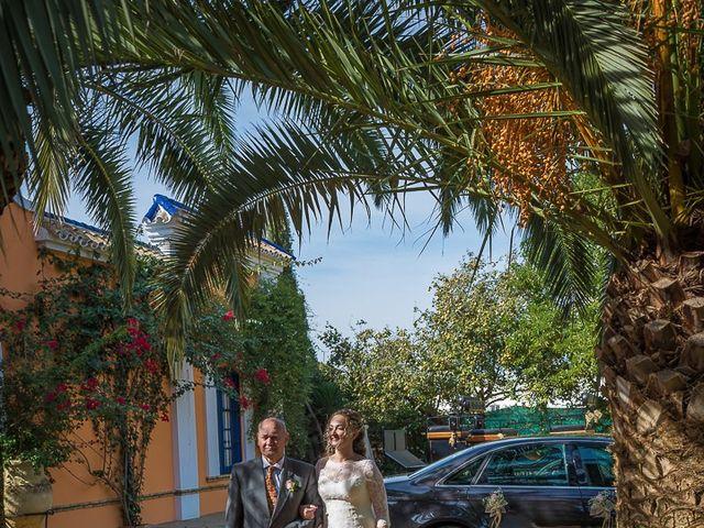 La boda de Teo y Raquel en Fuentes De Andalucia, Sevilla 13