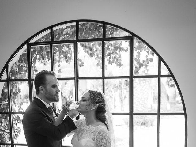 La boda de Teo y Raquel en Fuentes De Andalucia, Sevilla 22
