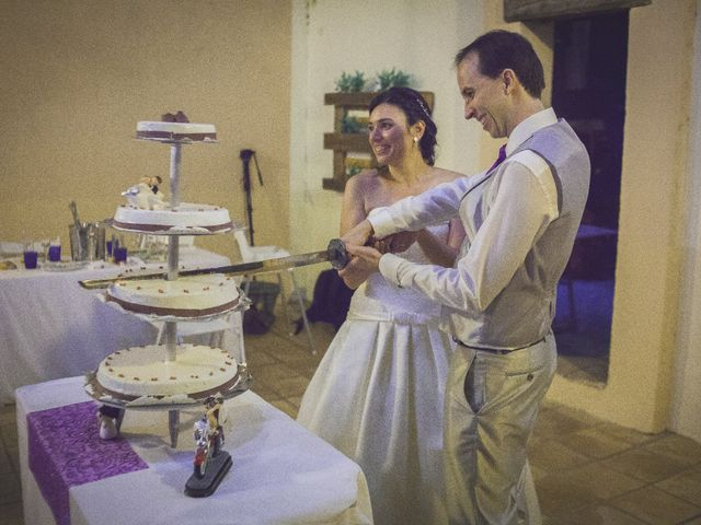 La boda de Nuria y Vincent