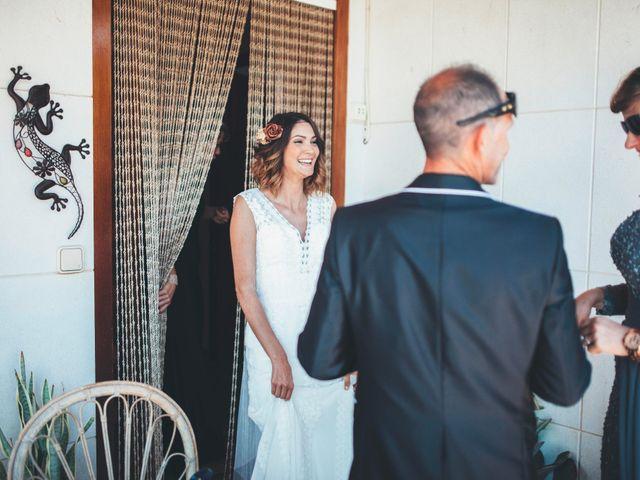 La boda de Pau y Lorena en Xerta, Tarragona 36