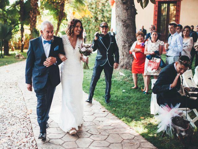 La boda de Pau y Lorena en Xerta, Tarragona 75