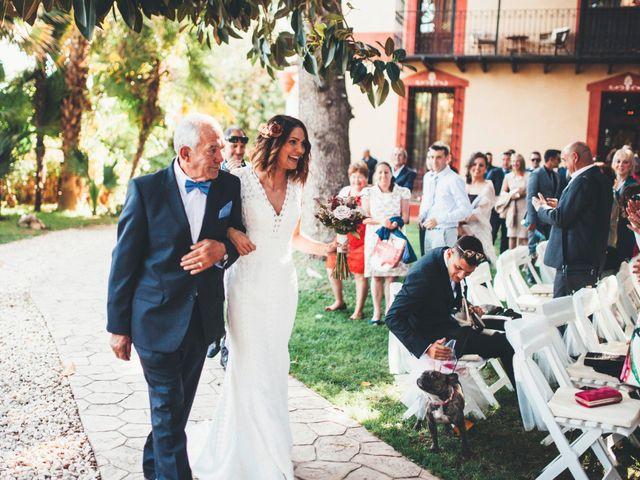 La boda de Pau y Lorena en Xerta, Tarragona 76