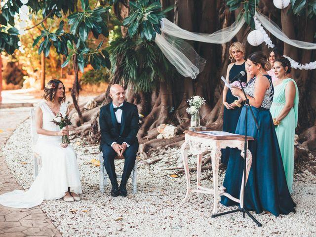 La boda de Pau y Lorena en Xerta, Tarragona 88