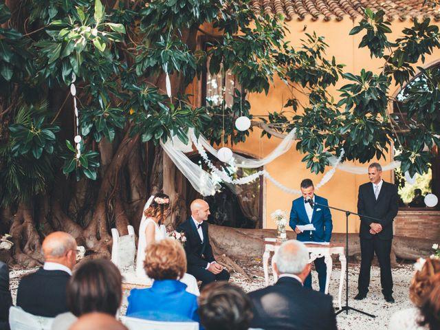 La boda de Pau y Lorena en Xerta, Tarragona 95