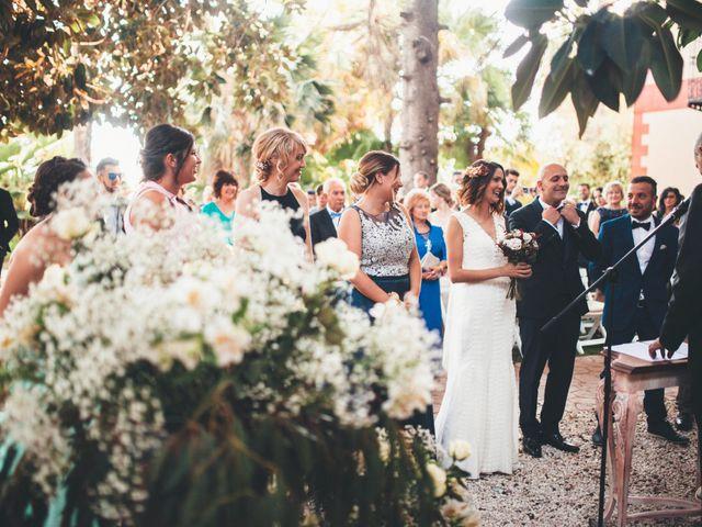 La boda de Pau y Lorena en Xerta, Tarragona 98