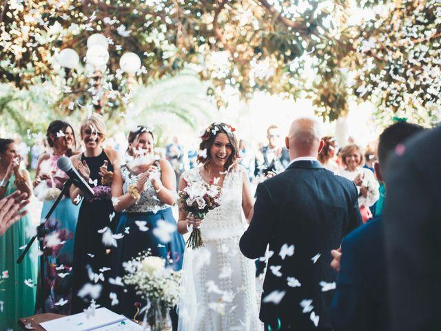 La boda de Pau y Lorena en Xerta, Tarragona 111