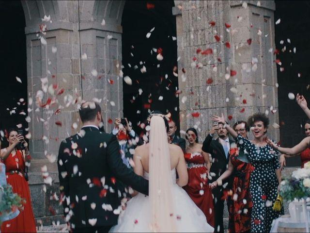 La boda de David y Raquel en Leiro (Capital), Orense 3
