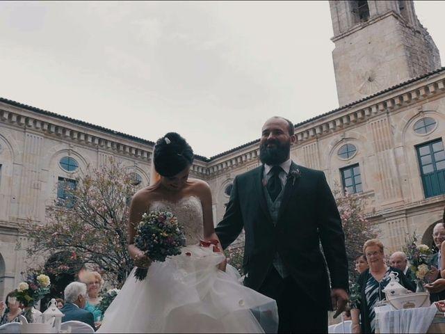 La boda de David y Raquel en Leiro (Capital), Orense 4