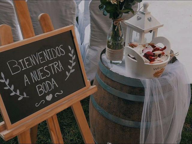 La boda de David y Raquel en Leiro (Capital), Orense 7