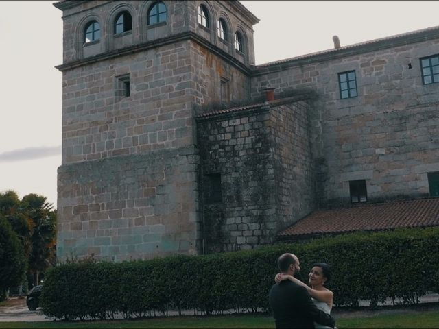La boda de David y Raquel en Leiro (Capital), Orense 9