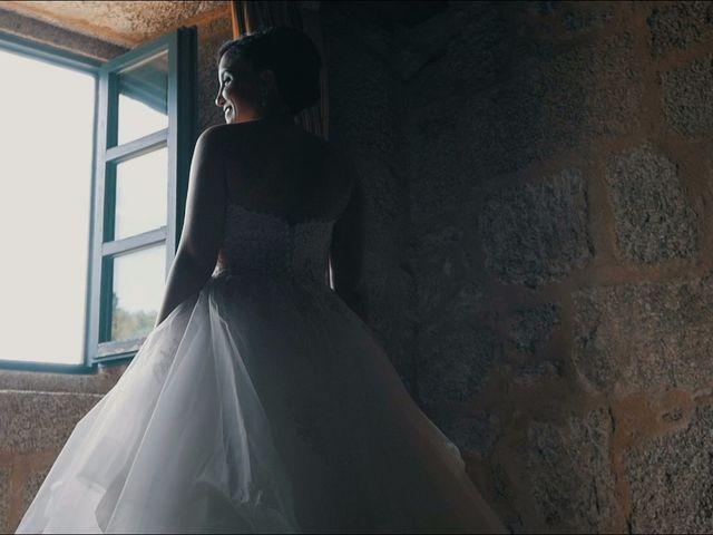 La boda de David y Raquel en Leiro (Capital), Orense 14