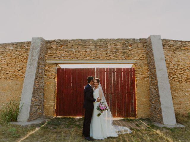 La boda de Sara y Miguel Ángel