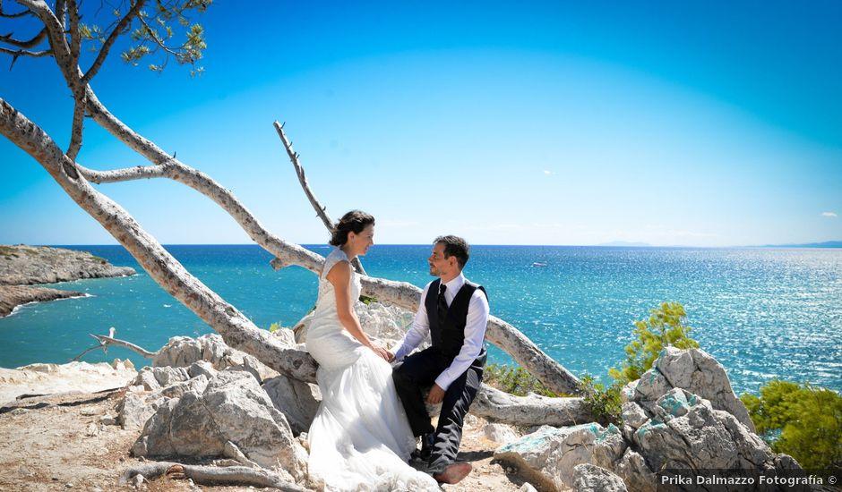 La boda de David y Neus en Riudoms, Tarragona