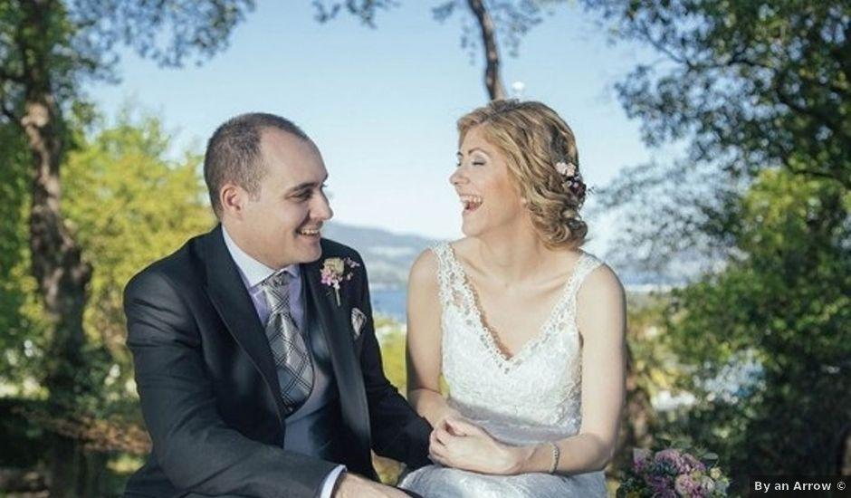 La boda de Yago y Laura en Vigo, Pontevedra
