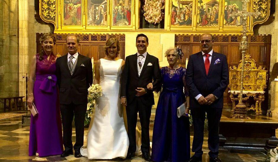 La boda de Sergio y Soraya en León, León