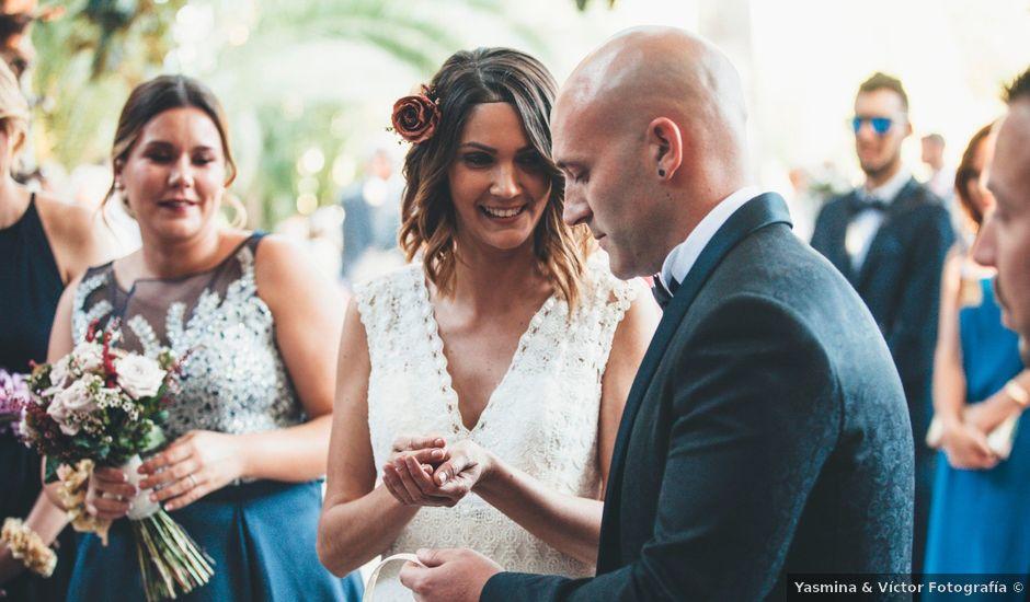 La boda de Pau y Lorena en Xerta, Tarragona