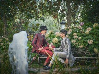 La boda de David y Manuel