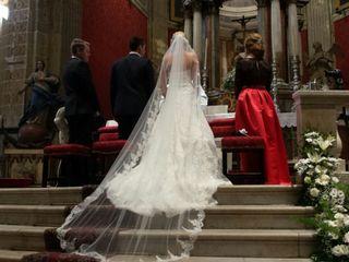 La boda de Helena  y Tomás  1