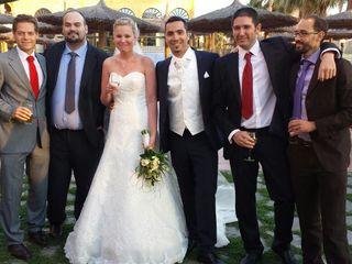 La boda de Helena  y Tomás