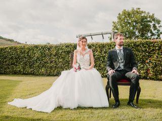 La boda de Leire y Iñaki