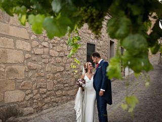 La boda de Patricia y Jaime