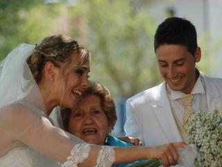 La boda de Zuriñe y Ruben